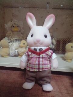 0119 ピンクウサギ 2