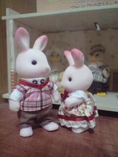 0119 ピンクウサギ 3