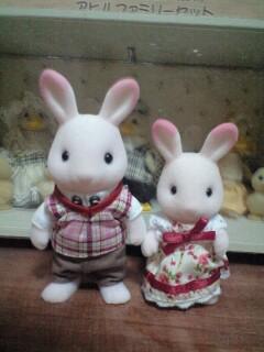 0119 ピンクウサギ 4