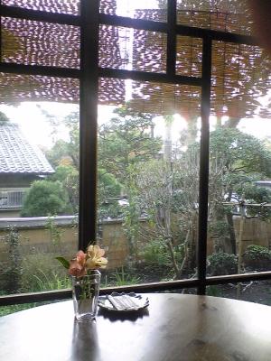 engawaの縁側席
