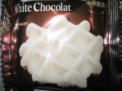 マネケンの「ホワイトショコラワッフル」147円