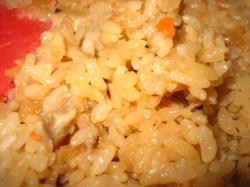 多めに炊いた混ぜご飯を小分けして冷凍