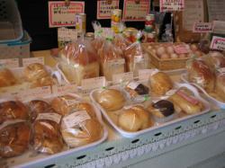 パンがいろいろ並んでいます(*^_^*)