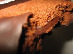 クッキーの中にもチョコが(!o!)