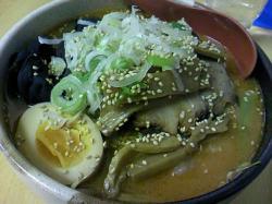 ピリ辛野菜ラーメン 950円