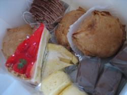 ダンデリオンのケーキ