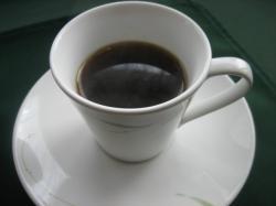 コーヒーも付いています(^^)