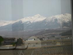 十勝岳がこんなに近く見えます