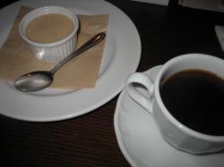 デザートとコーヒー(^^)