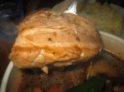 ムッチリの豚角煮