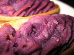 濃厚な紫色(!o!)