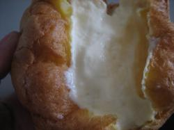 ムースクリームがまったり~~♪