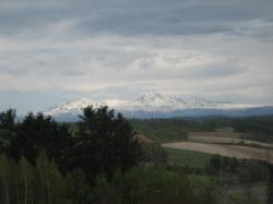 旭岳もきれいに見えました(^^)V