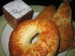 ジャスコのパン屋さんで買ってきました(^^)