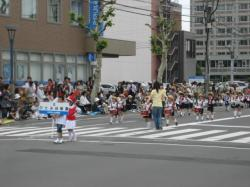 第77回北海道音楽大行進 ひとみ幼稚園