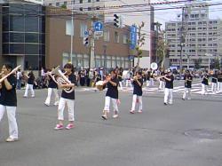 神居中学校