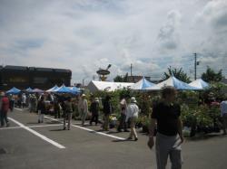 花フェスタ2009 旭川 大雪アリーナにて