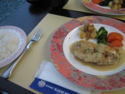 お皿もきれいです(*^_^*)