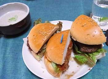 20110419-お米パンバーガー第一弾