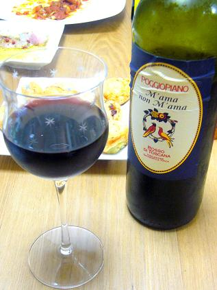 ワインのお供