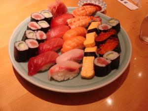 藤寿司上1700