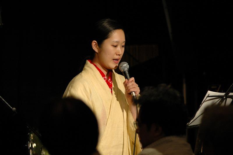 講談師:田辺銀冶さん