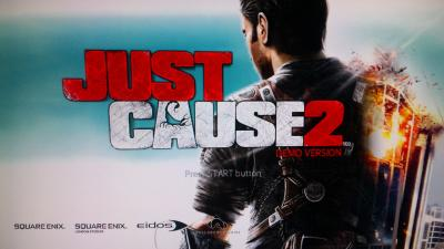 JUST CAUSE2