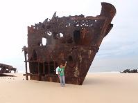 P2186939座礁船