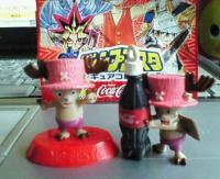 コカコーラ×ワンピース フィギュアコレクション JF2003 ノーマル&シークレット
