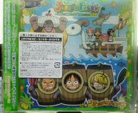 ワンピース7人の麦わら海賊団ミニフィギュア付CD jungle fever