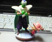 ドラゴンボールカプセル・ネオ with ワンピース
