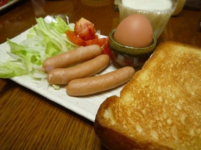 081202 朝ご飯