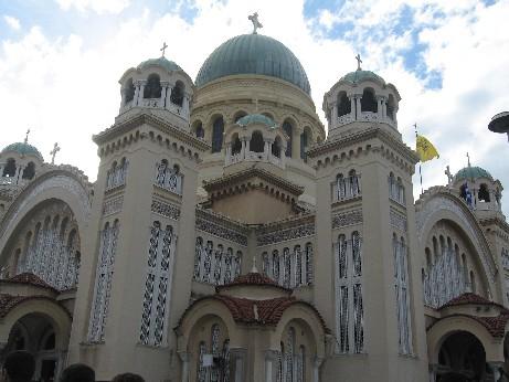 聖アンドレアス教会 外観