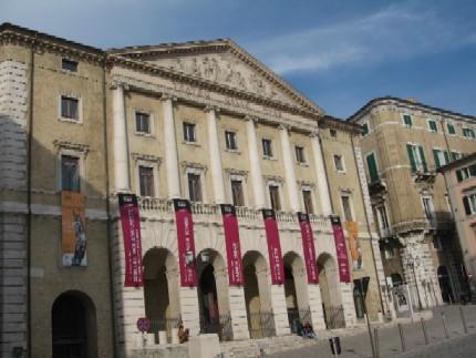 アンコーナの劇場、テアトロ・デッレ・ムーゼ