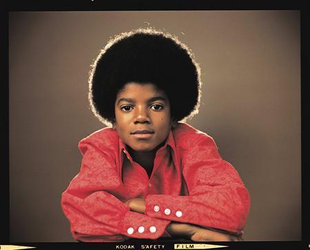 ジャクソン5時代マイケル