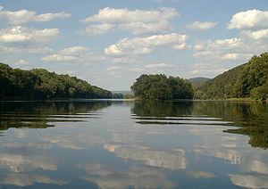 デラウエア川
