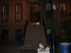 キャリーの階段