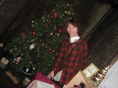 ちくちくクリスマス展