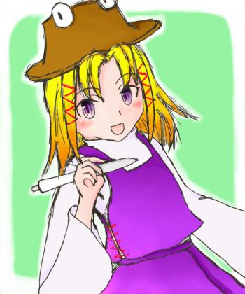 ケロちゃん(ペンタブ)