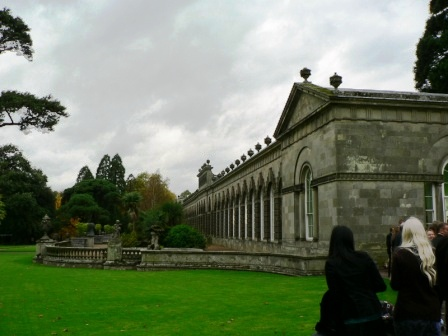 The Margam Orangery