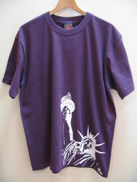 CLOSER STATUE OF LIBERTY T-SHIRTS