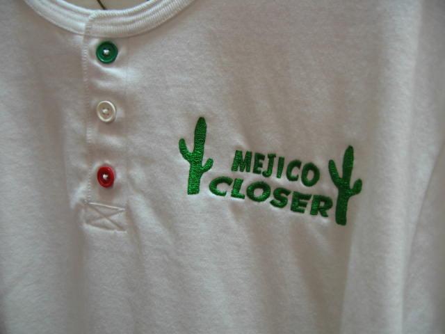 CLOSER MEXICO TEE