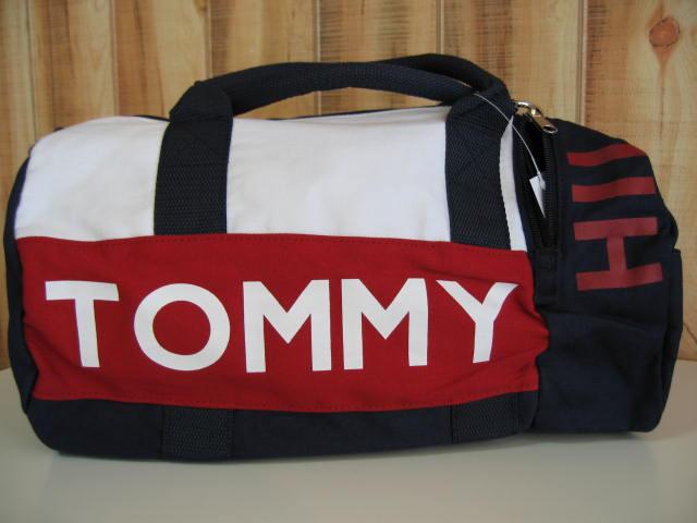 トミー ドラムバック 紺