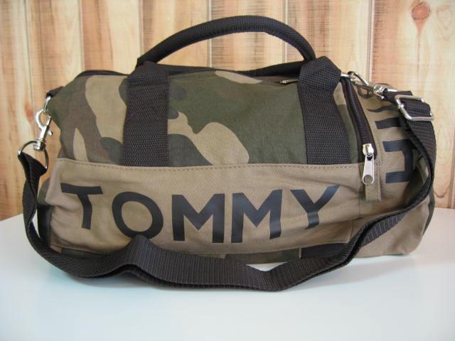 トミー ドラムバック