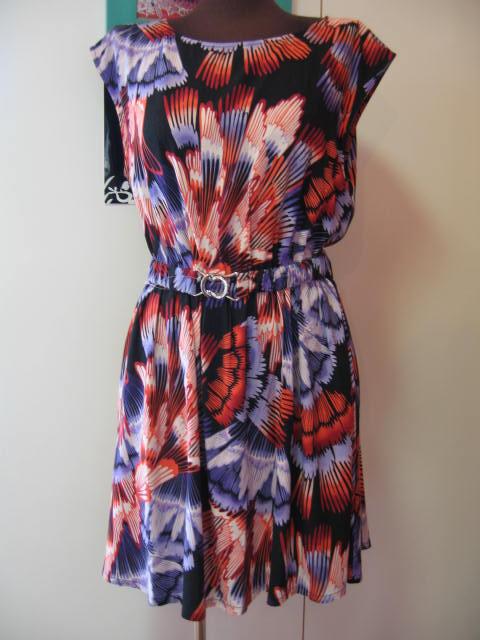FOREVER 21 ベルト付ドレス