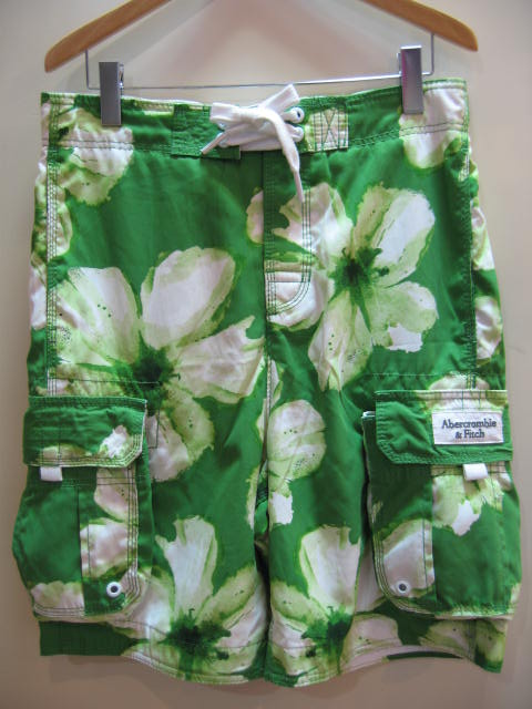 ABERCROMBIE & FITCH BOADSHORTS