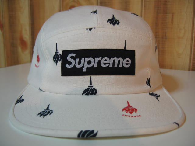 SUPREME TORCH CAMP CAP