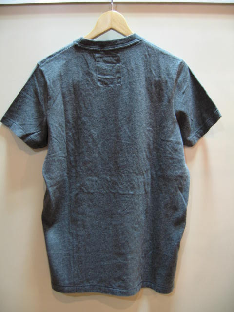 HOLLISTER MENS T-SHIRTS GREY