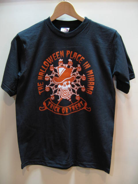 2009 THE HALLOWEEN MIHAMA CUSTUM CONTEST T-SHIRTS