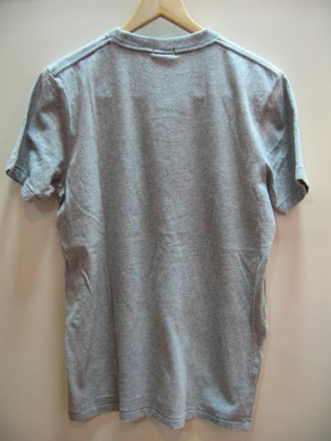 アバクロ メンズ フロントロゴTシャツ